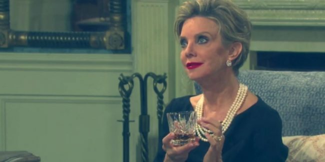Judith Chapman as Diana on Days of our Lives