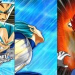 The Dragon Ball Z Dokkan Transforming Vegeta card