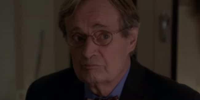 David McCallum as Ducky on NCIS cast.