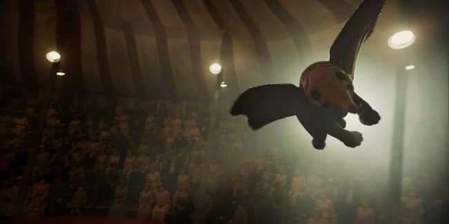 Danny Elfman's triumphant Dumbo theme started out as a sad song