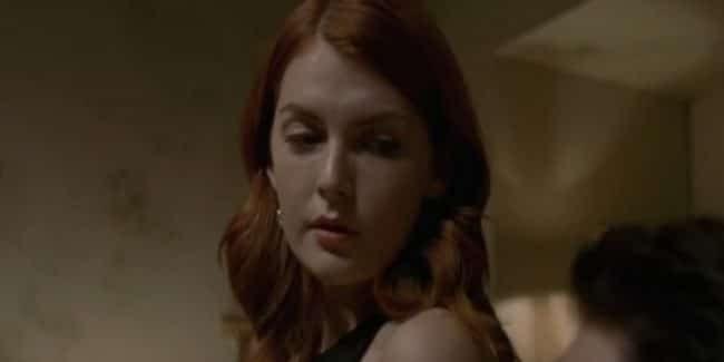 Elyse DuFour as Frankie on The Walking Dead cast.