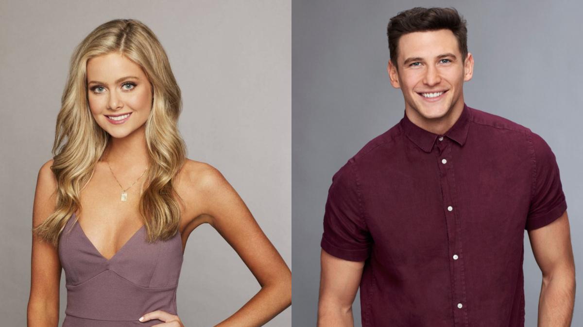 Hannah G and Blake