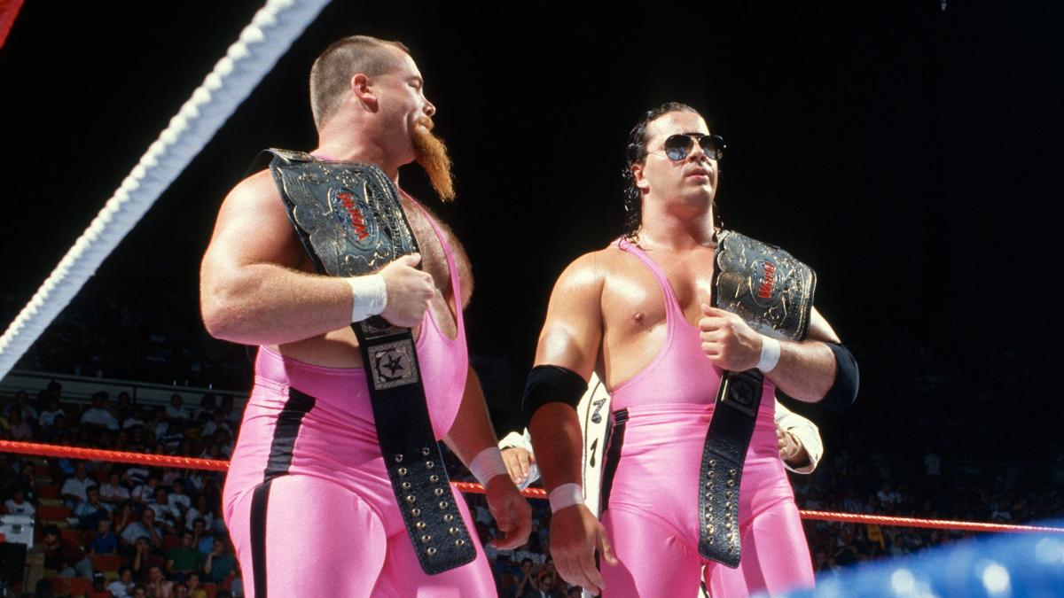 The Hart Foundation named to 2019 WWE Hall of Fame class, but what about Owen Hart?