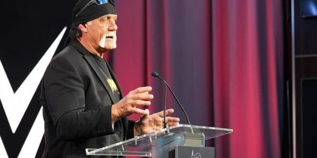 Hulk Hogan reveals his status in WWE and plans for the future