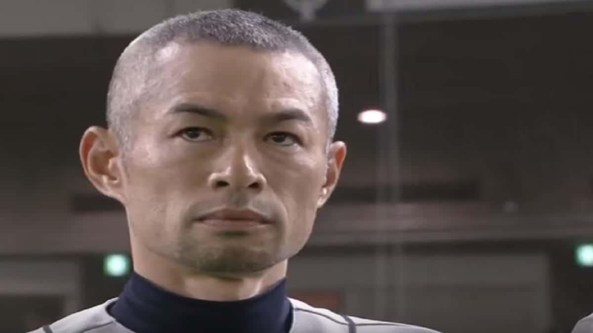 Ichiro Suzuki played his final game for the Seattle Mariners