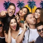 The cast of Jersey Shore Family Vacation