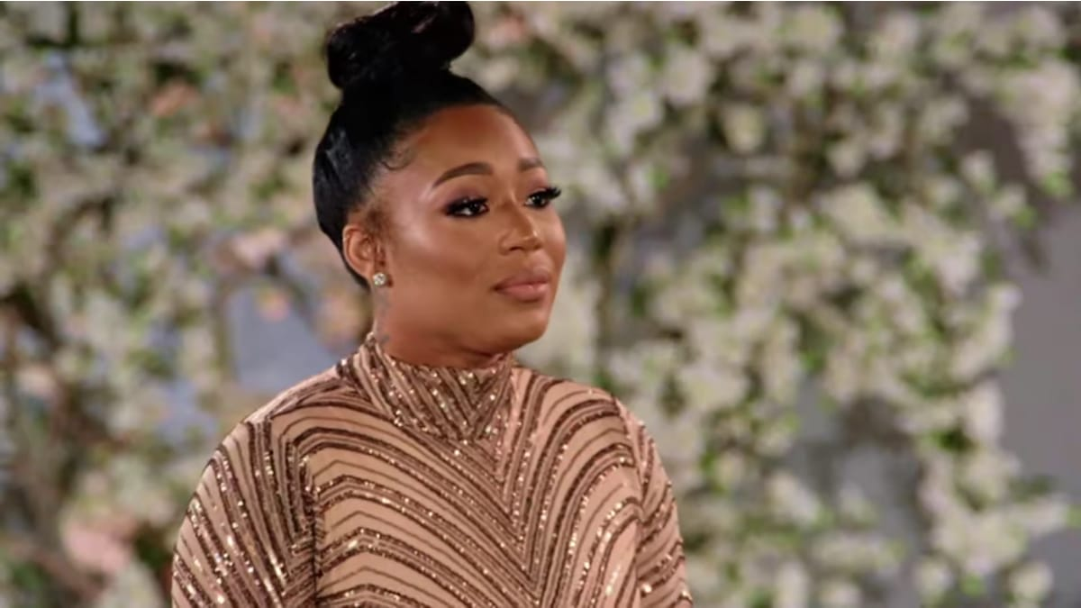Jessica Dime on Marriage Boot Camp: Love & Hip Hop Edition