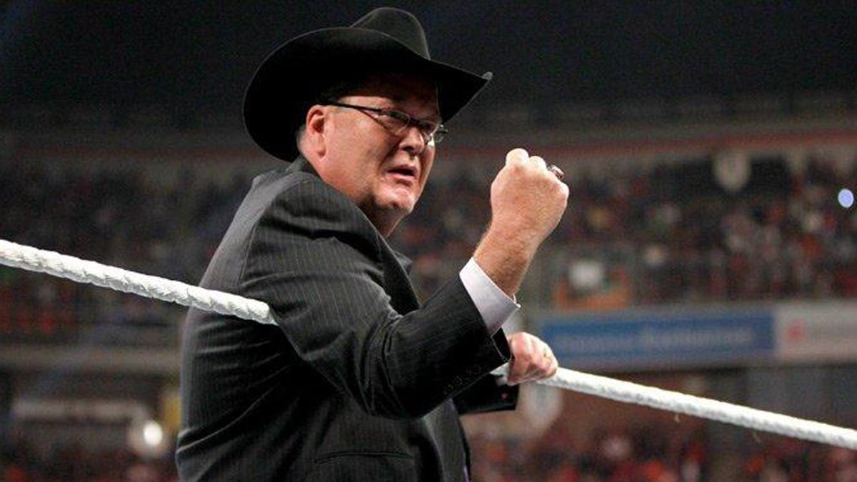 Jim Ross contract with WWE ends, will reportedly sign with AEW in a matter of days