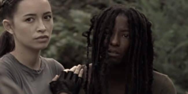 Rutina Wesley as Jocelyn on The Walking Dead cast.
