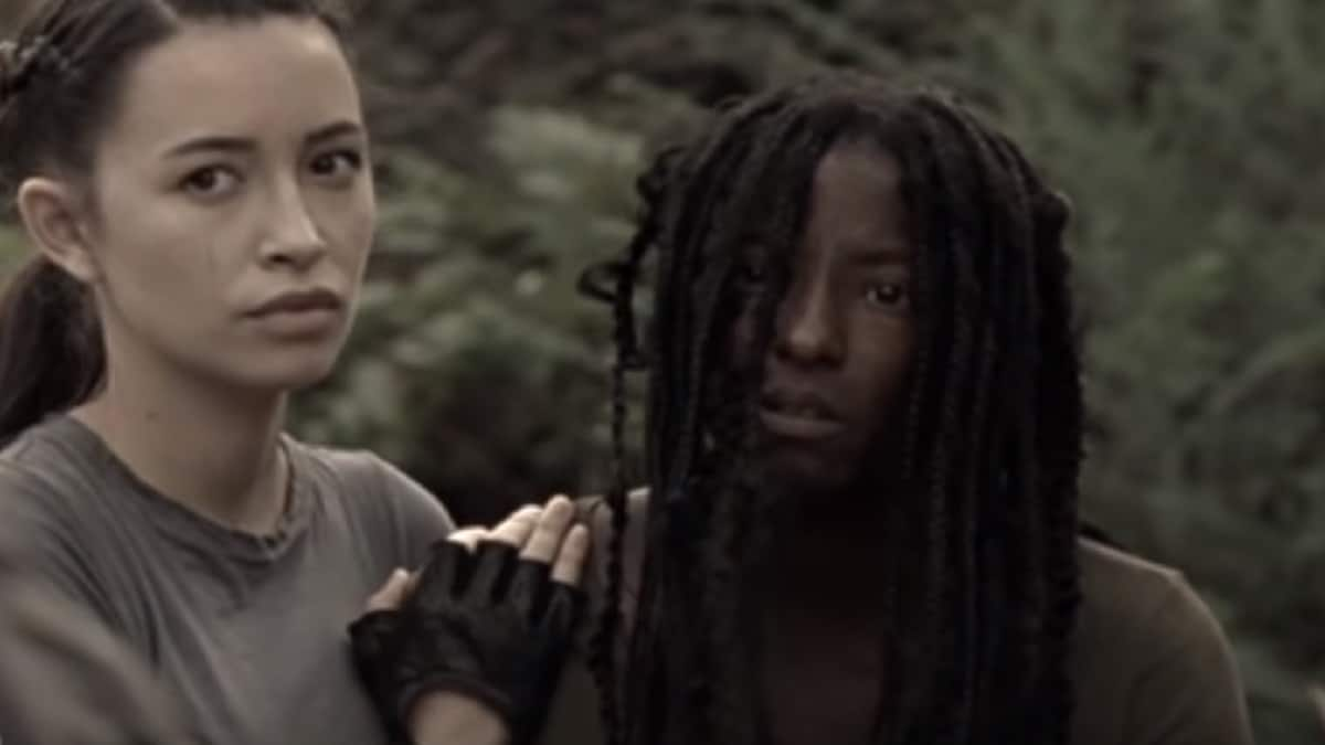 Rutina Wesley as Jocelyn on The Walking Dead cast