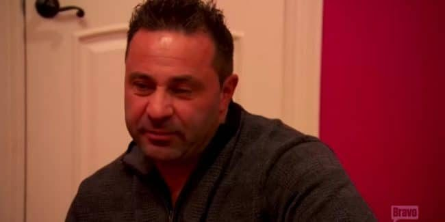 Joe Giudice on The Real Housewives of New Jersey