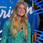 Johanna Jones at the American Idol auditions