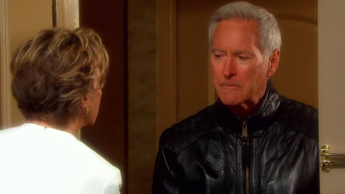 John and Diana on Days of Our Lives.