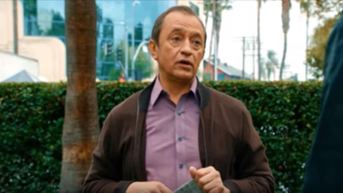 Ravil Isyanov as Anatoli Kirkin on NCIS: Los Angeles cast