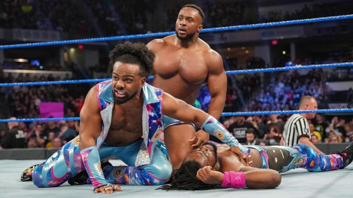 Kofi Kingston and New Day hint leaving WWE after Vince McMahon screw job
