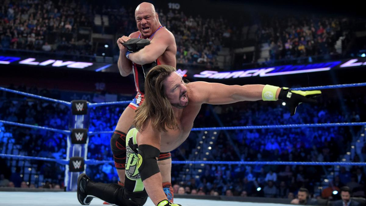 Kurt Angle WWE retirement match rumors, news on his final televised opponents