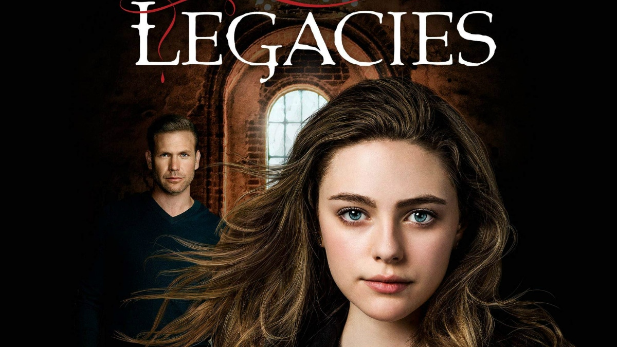 A promo photo for Legacies on The CW featuring