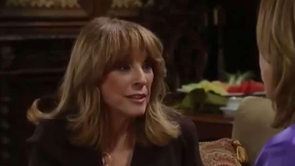Denise Alexander as Lesley Webber on General Hospital