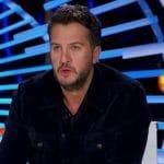 Luke Bryan on American Idol