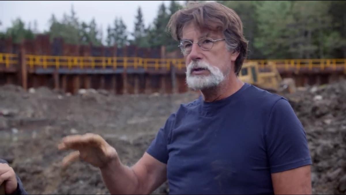 Marty Lagina on Curse of Oak Island