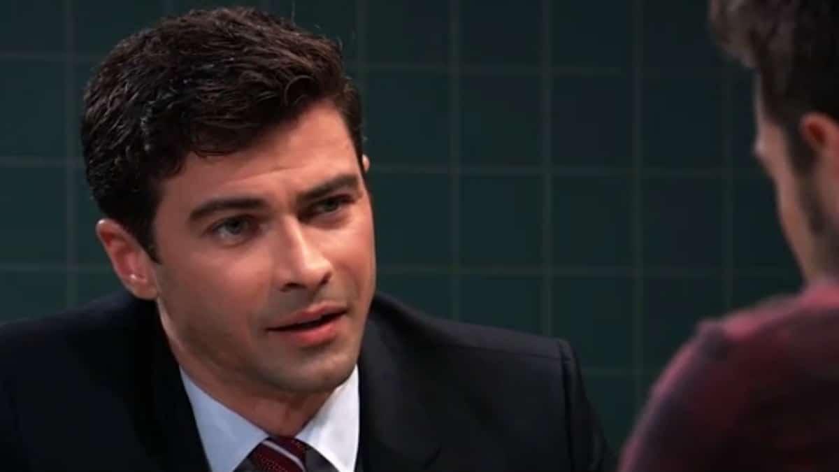 Matt Cohen as Griffin Munro on General Hospital