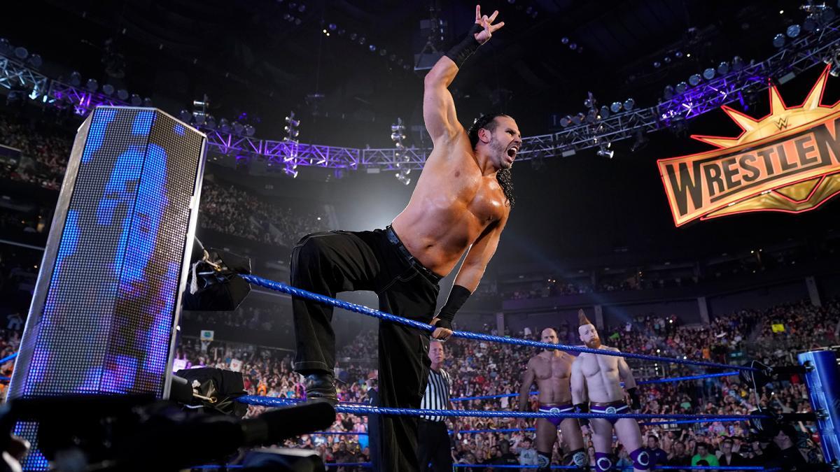 Matt Hardy teases new schizophrenic WWE gimmick