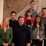 Melissa Joan Hart, Sean Astin, Siena Agudong in No Good Nick