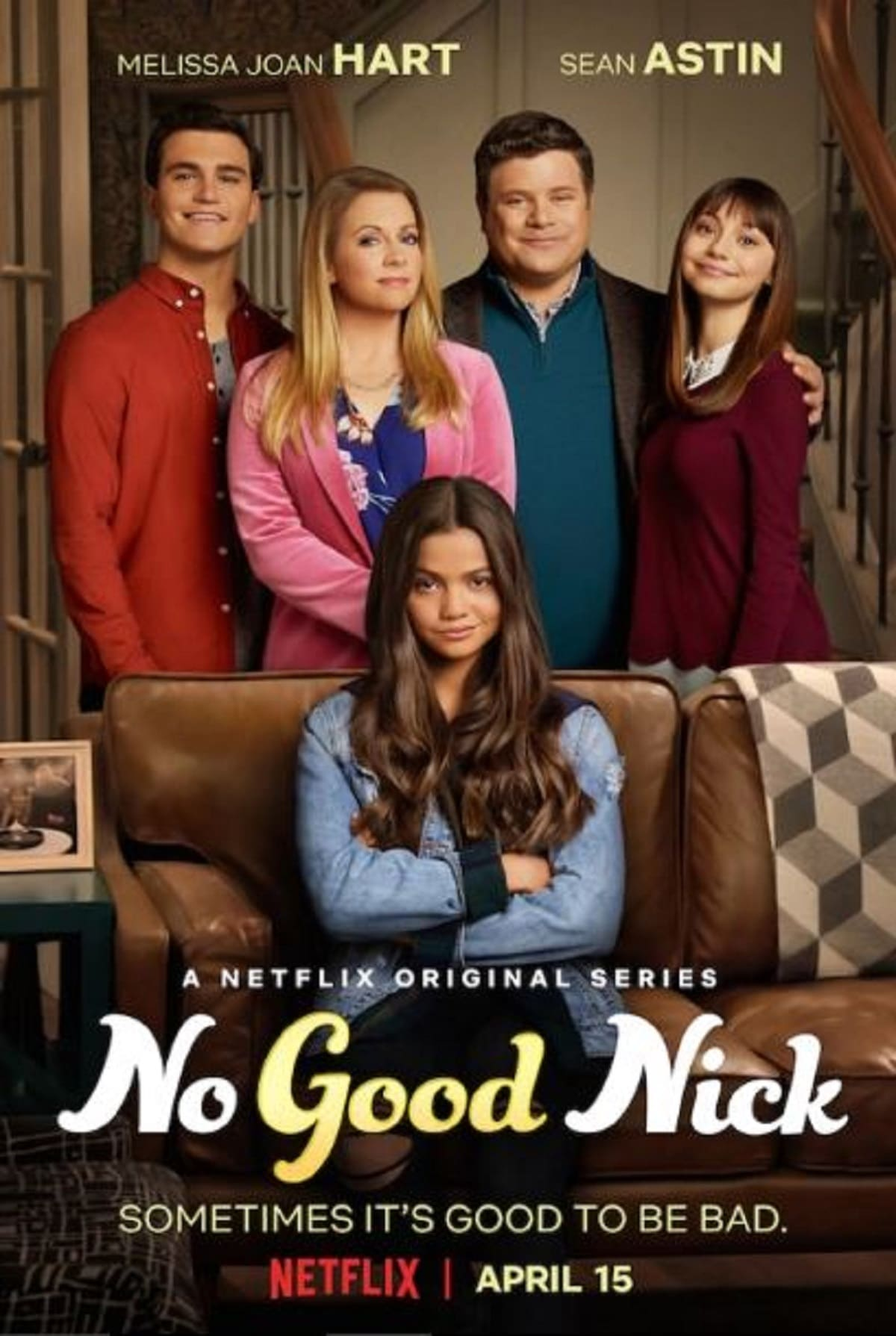 Siena Agudong in No Good Nick