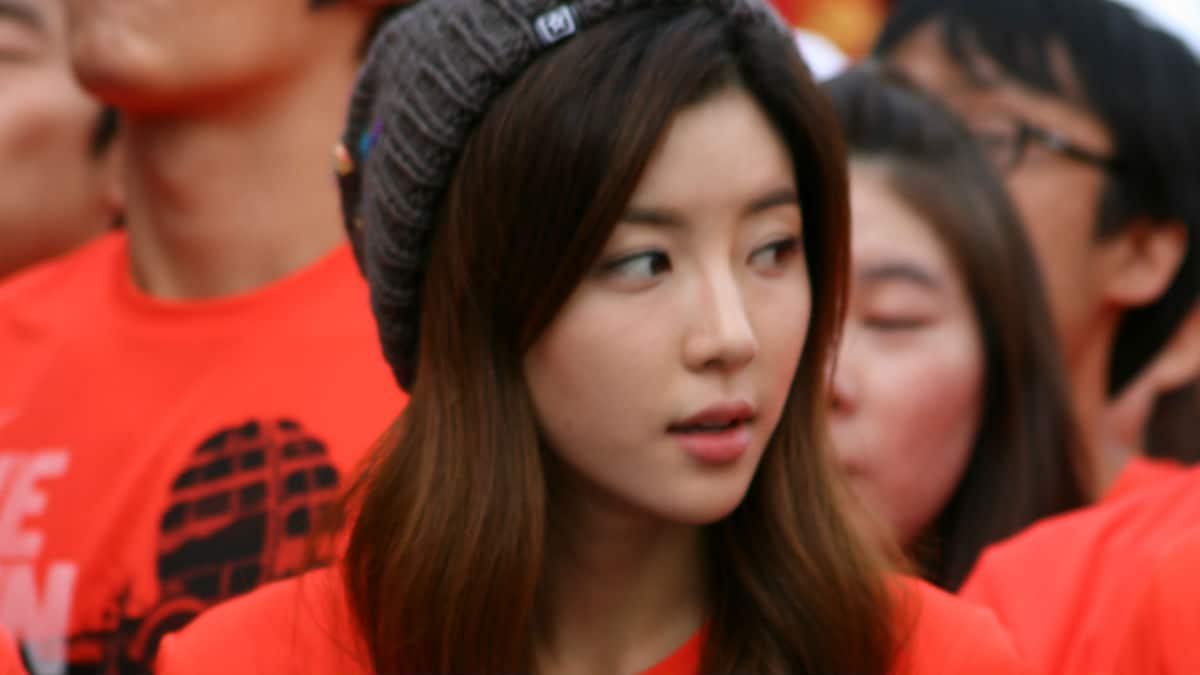 Park Han Byul at Nike We Run -- Featured