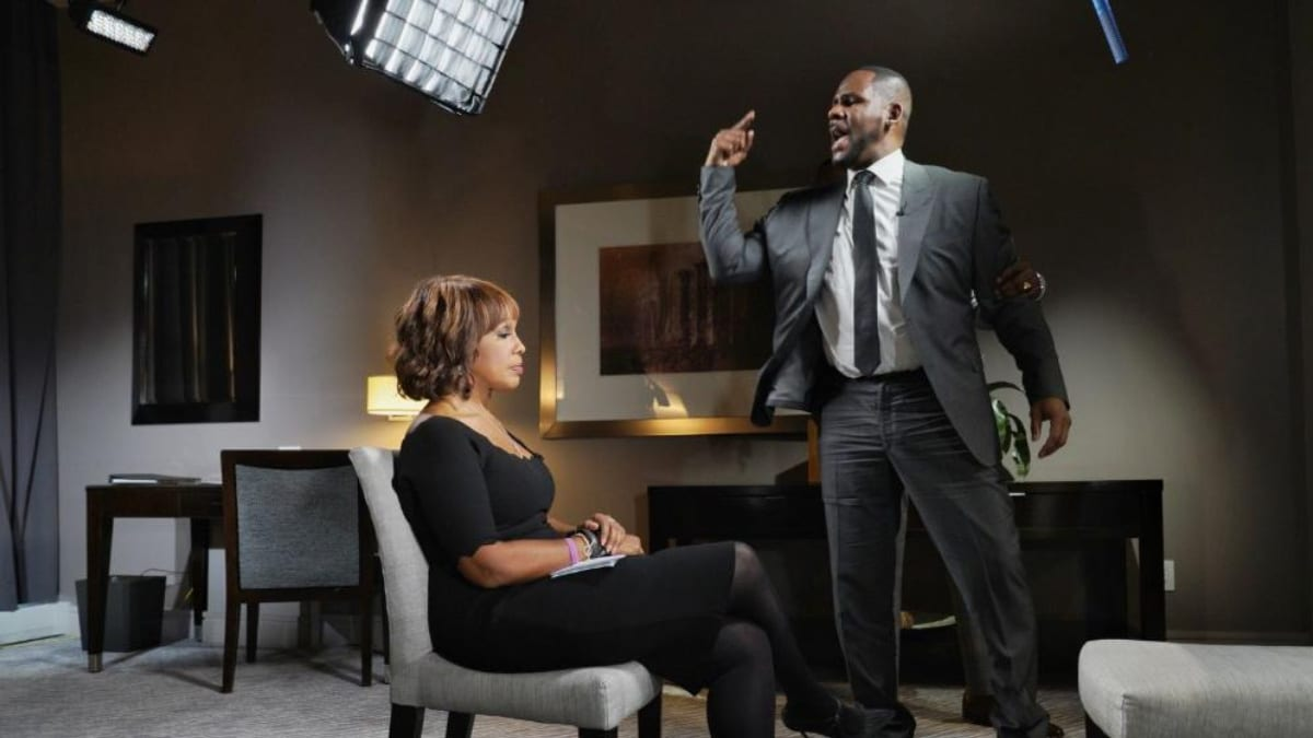 R. Kelly interview