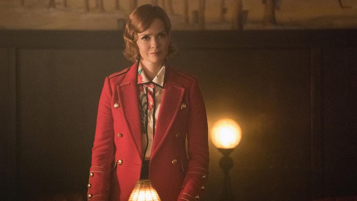 Nathalie Boltt as Penelope Blossom on Riverdale
