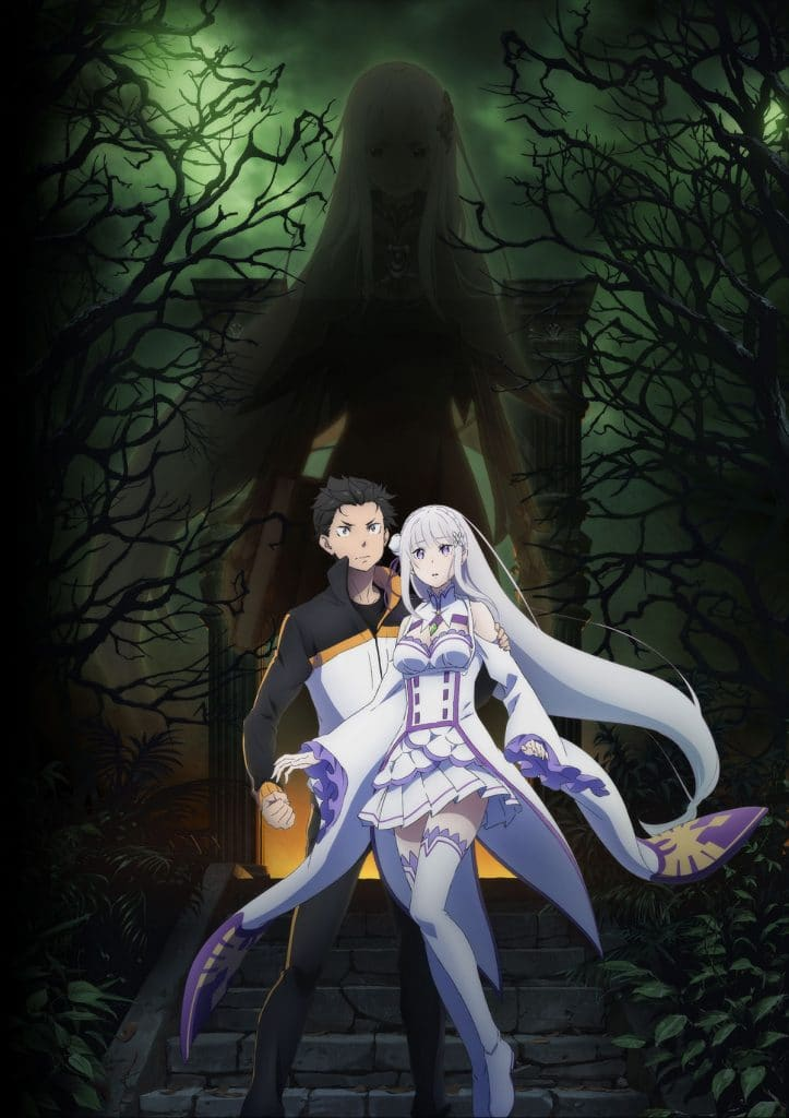 Re Zero Season 2 Key Visual