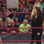 Ronda Rousey turns heel when Stephanie McMahon changes the WWE WrestleMania 35 Raw women's match