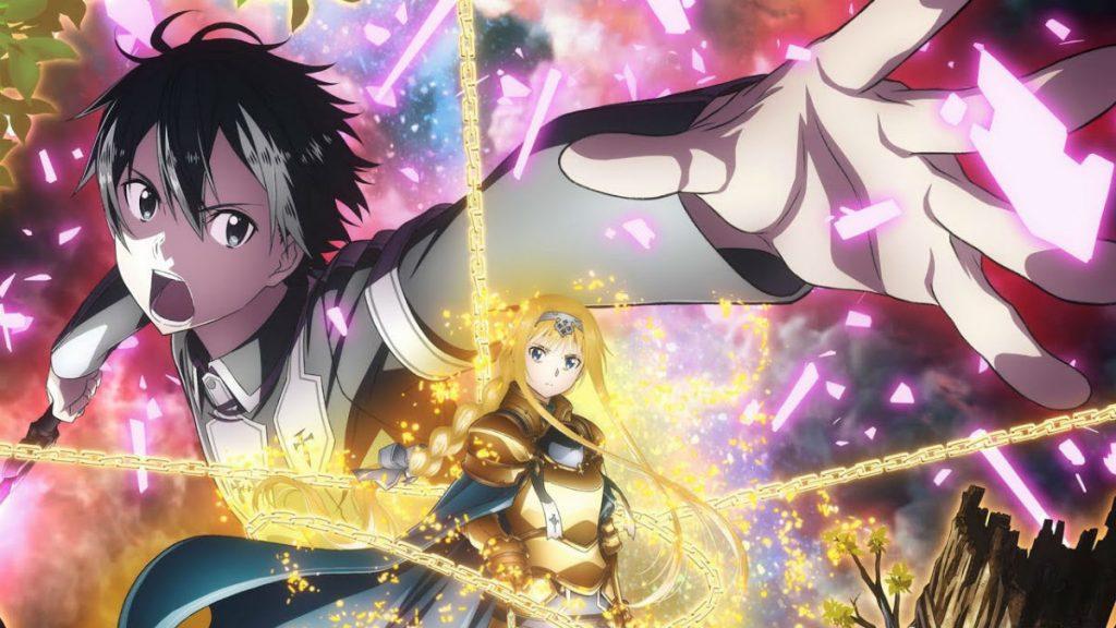 Sword Art Online Alicization Part 2 Release Date Confirmed For July 2020