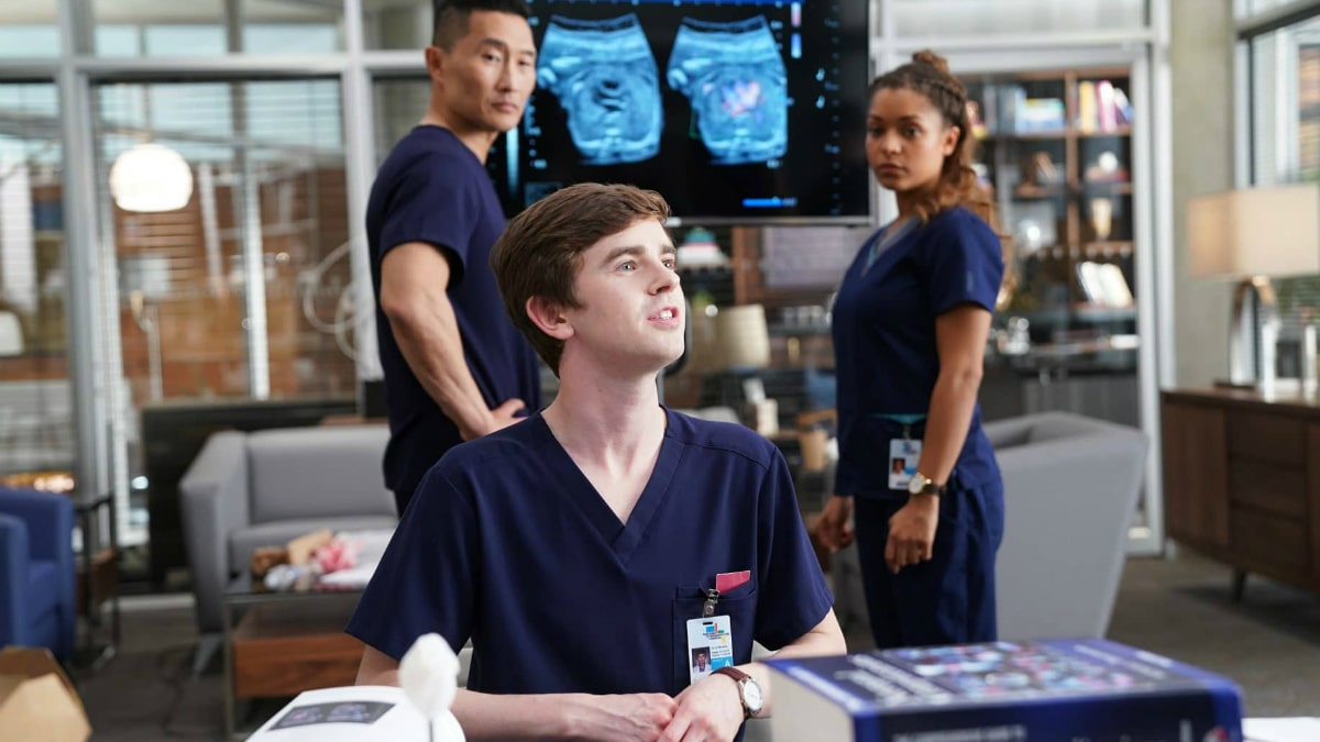 """THE GOOD DOCTOR - """"Risk and Reward"""""""