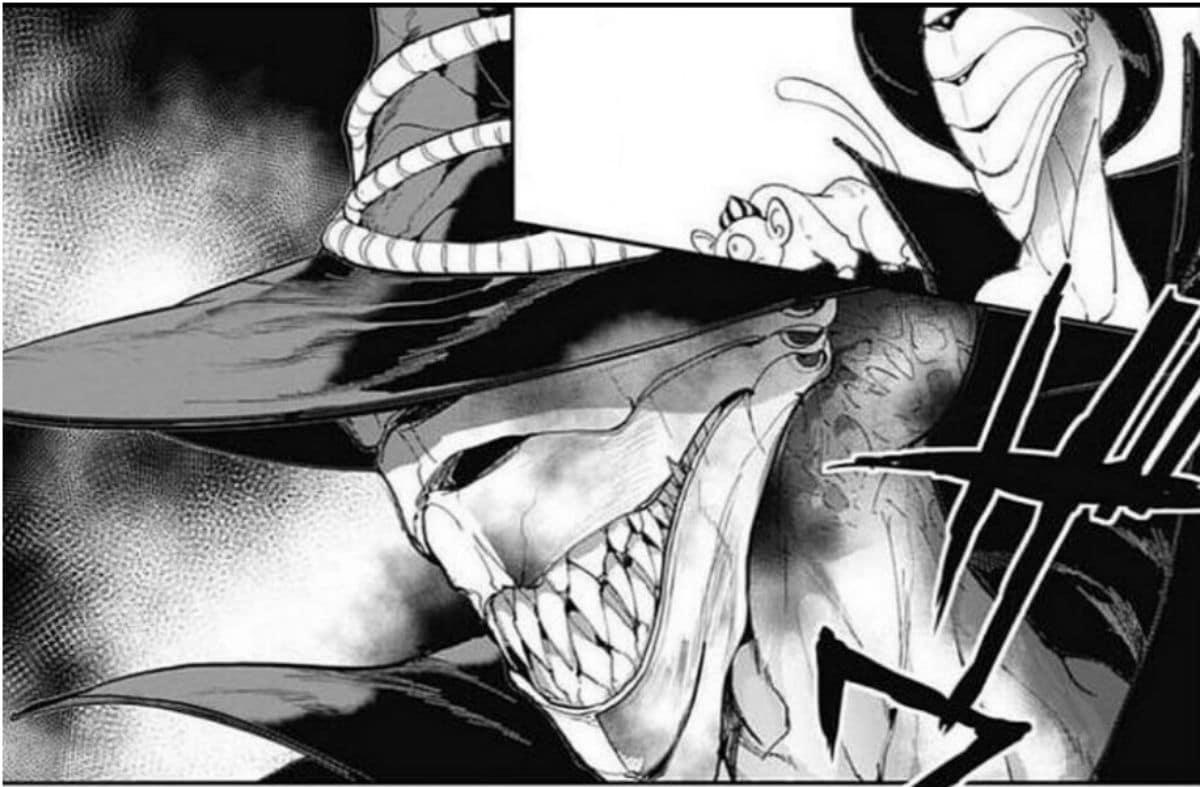 The Promised Neverland Manga Archduke Leuvis Demon