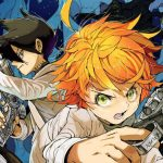 The Promised Neverland anime artwork