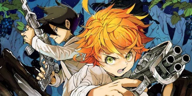 The Promised Neverland Season 2 release date Yakusoku no Neverland manga compared to the anime Spoilers