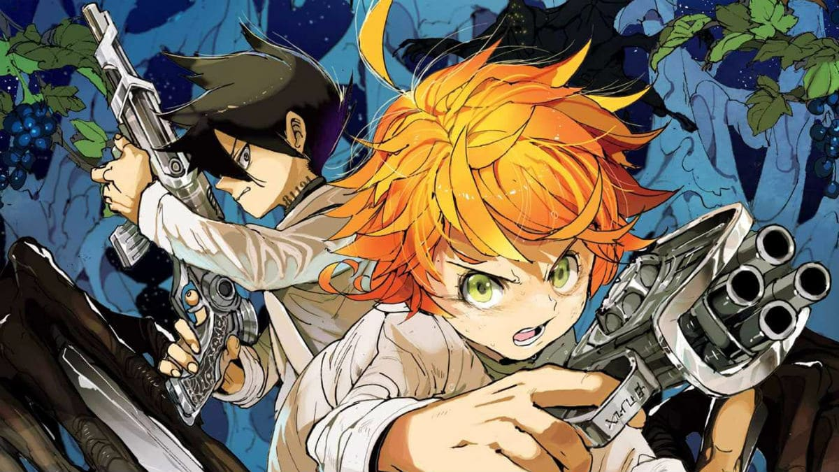 Best Anime On Hulu 2020.The Promised Neverland Season 2 Release Date Confirmed For
