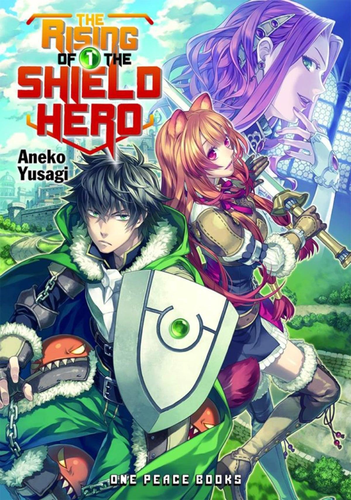 The-Rising-Of-The-Shield-Hero-Light-Novel-Volume-1-Cover
