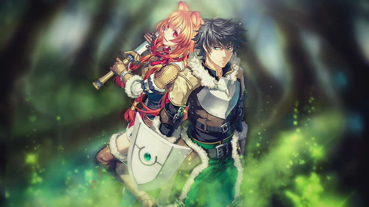The Rising Of The Shield Hero Naofumi Raphtalia
