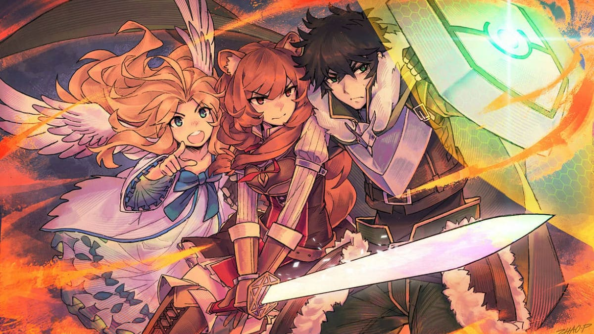 The Rising Of The Shield Hero Season 2 release date: Tate no