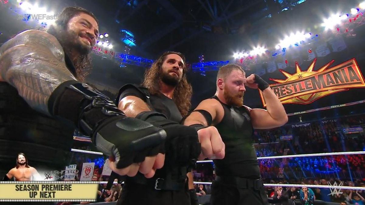 WWE Fastlane PPV review