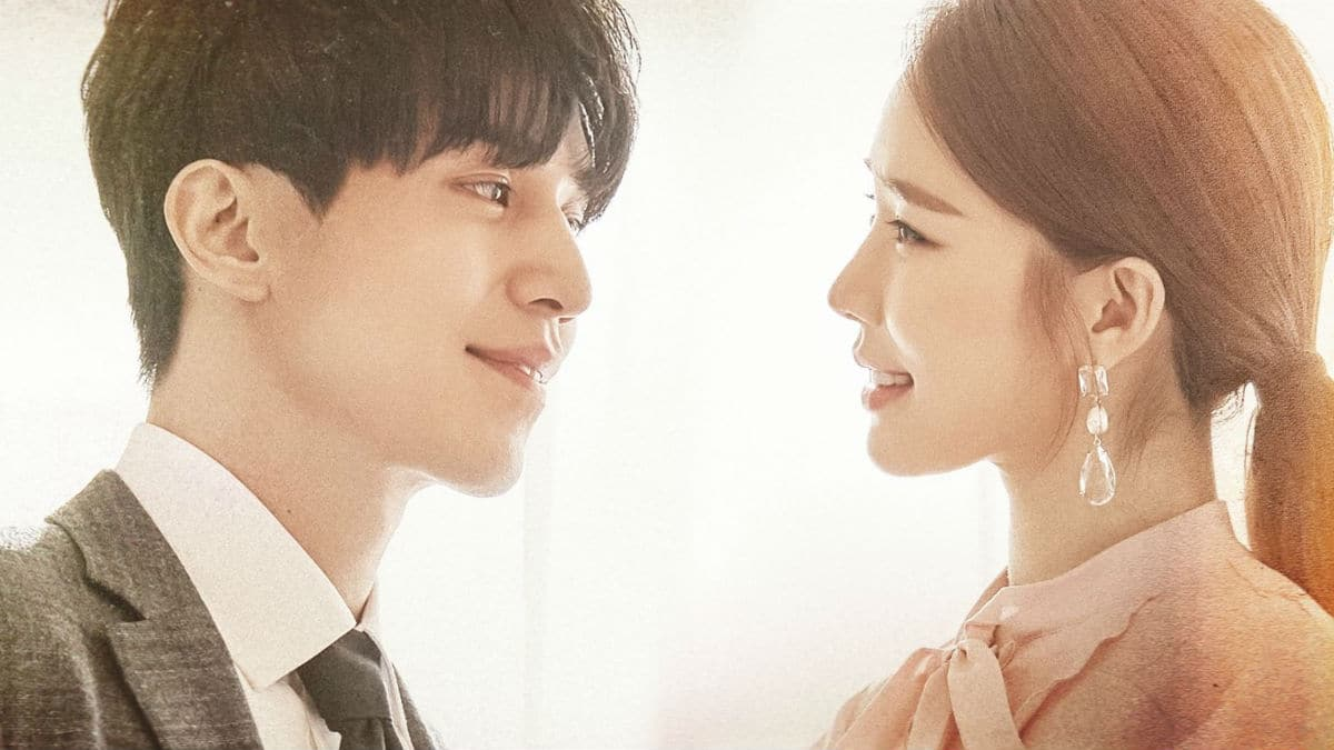 Yoo In-Na and Lee Dong-Wook  star in Touch Your Heart