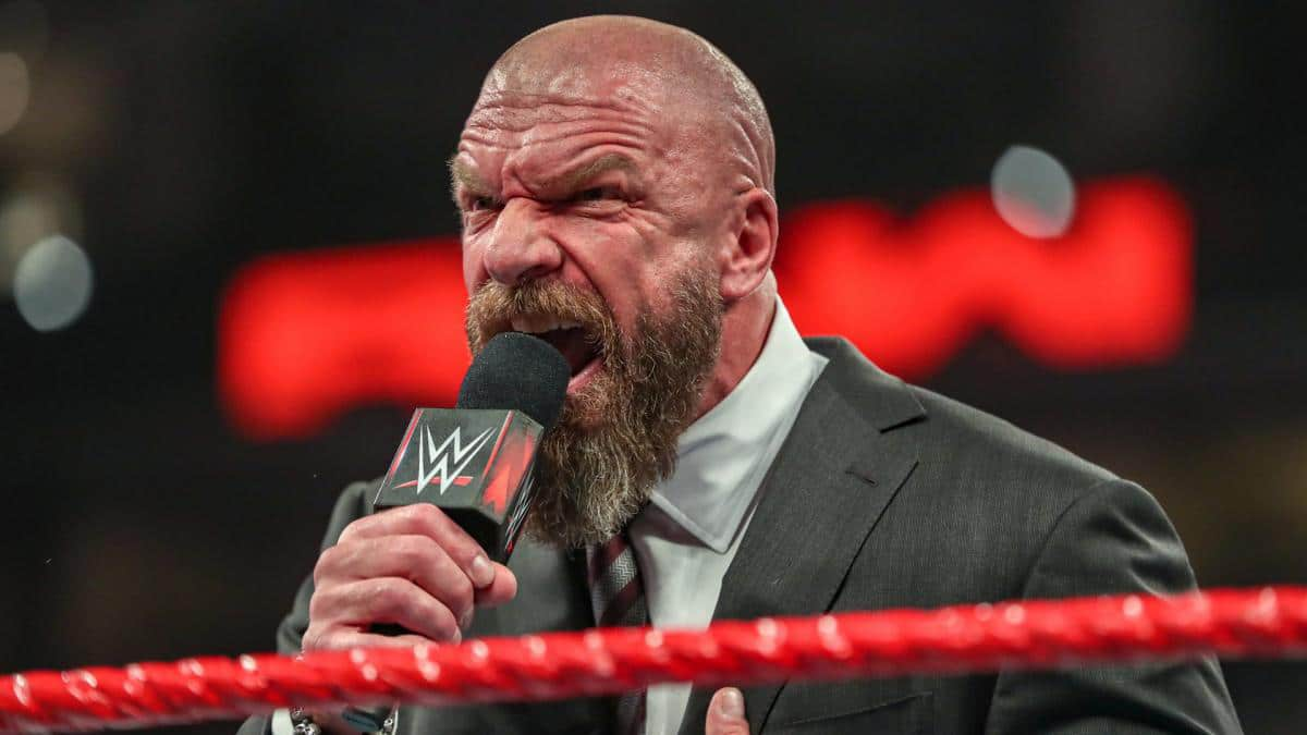 How much does Triple H make in the WWE?