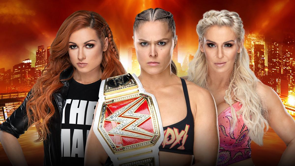WWE officially announces which match will main event WrestleMania 35