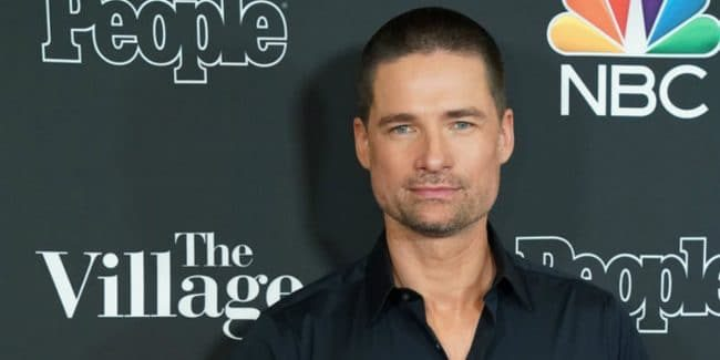 The Village Screening - People Magazine - at The Grove, Los Angeles -- Pictured: Warren Christie