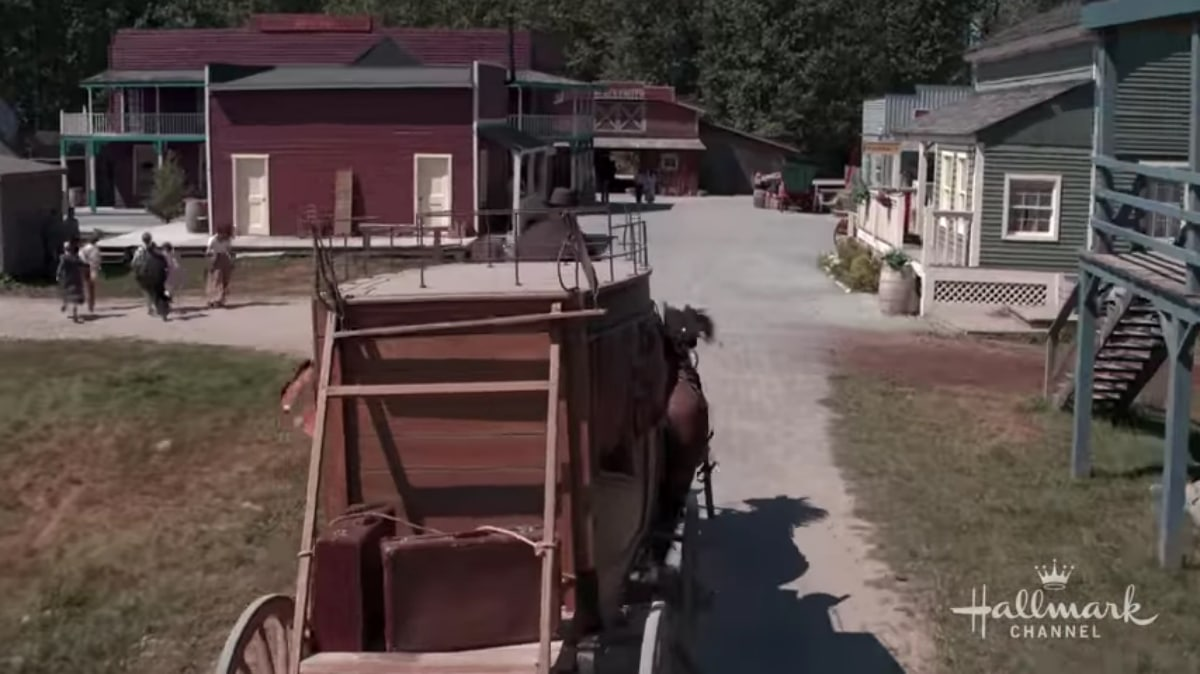 MacInnes Farms, the location for When Calls The Heart
