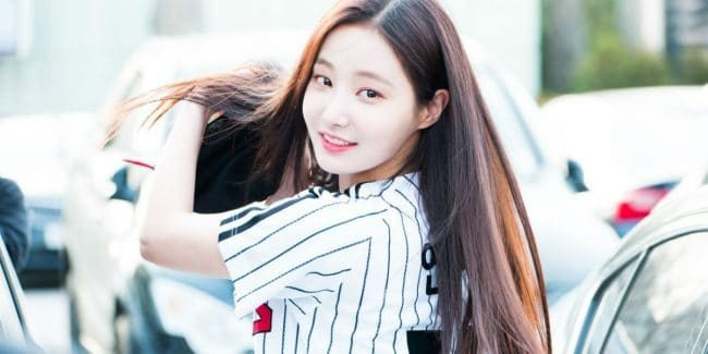 Yeonwoo of Momoland