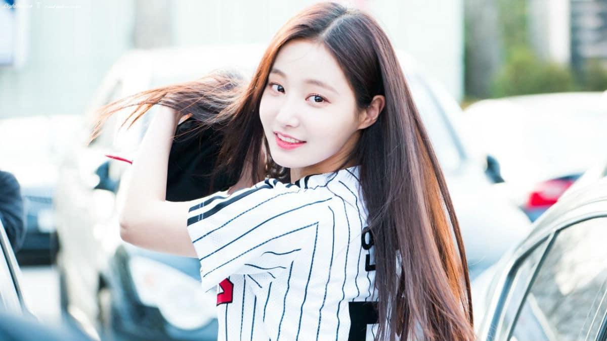 Yeonwoo of Momoland